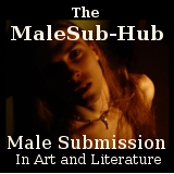 The MaleSub-hub Badge