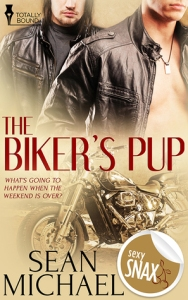 The Bikers Pup by Sean Michael