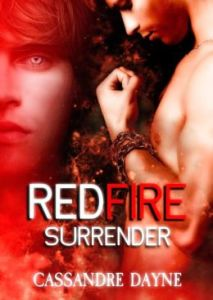 Red Fire Surrender by Cassandra Dayne